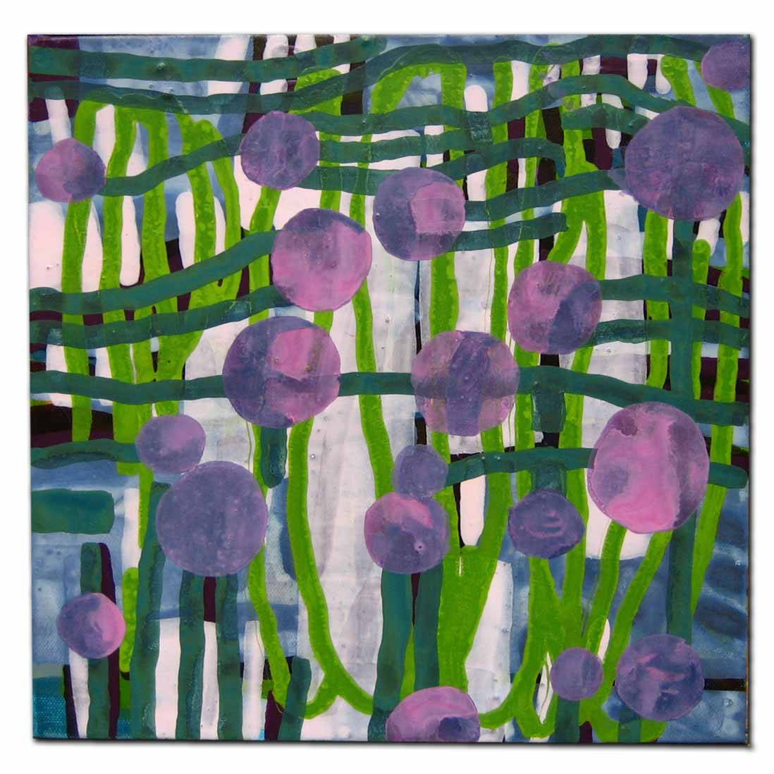 Spring pop, Acryl a. Canvas, 2006